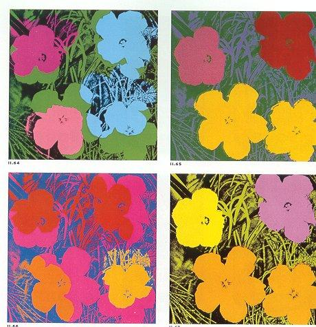 Fiori Warhol.Fiori Di Andy Warhol Buypopart Com