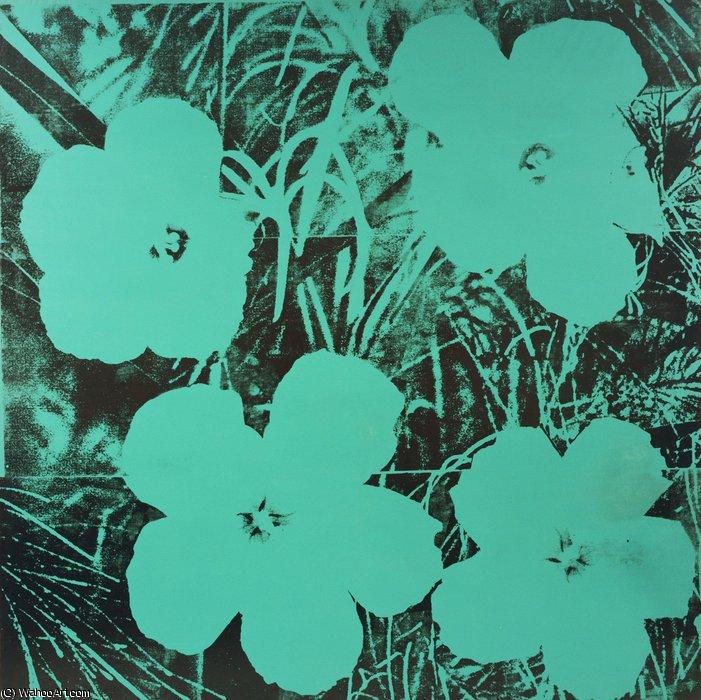 Fiori Warhol.Ten Foot Flowers By Andy Warhol Buypopart Com
